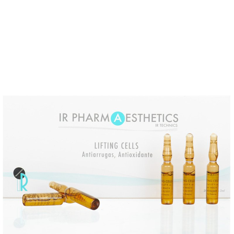 IR Pharma Lifting Cells